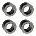 Hülsen aus Metall mit Rundem querschnitt - Nickel (4 Stück)  + 32,67€
